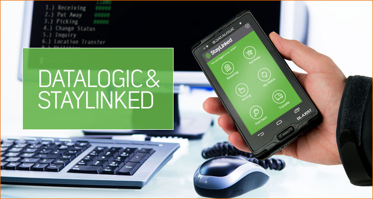 Datalogic and StayLinked Partnership